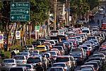 วิธีขับรถในกรุงเทพ