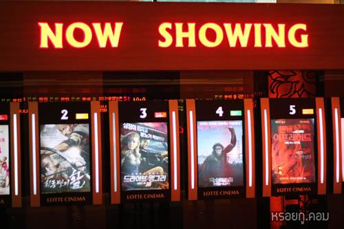 เช็ครอบหนัง Sf Cinema